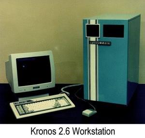 Рабочая станция Kronos 2.6